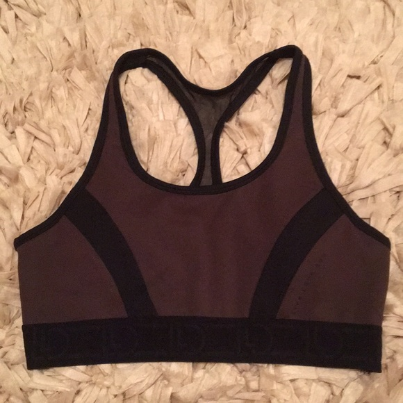 Aeropostale Other - Black and brown sports bra